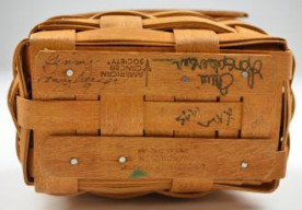 How the Right Signatures Increase Your Longaberger Baskets Selling Price